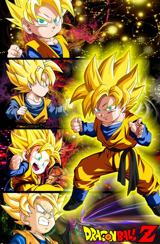 Kid Goten Dbz Photo 42649251 Fanpop