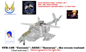 (Legacy roterblade) VFH-10R recon AGAC Coronis