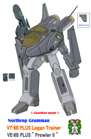 (New-EODAS , Guardian mode) VT-8B / VE-8B Logan