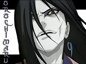 *Orochimaru*