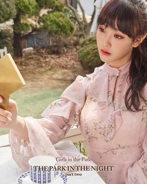[The Park in the Night Part Two] teaser - Anne