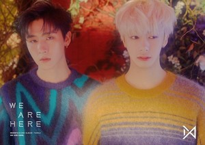 'WE ARE HERE' Concept 照片 #3