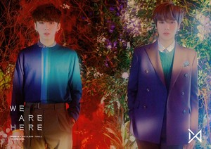 'WE ARE HERE' Concept photo #3