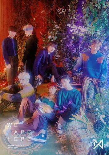 Minhyuk fond d'écran entitled 'WE ARE HERE' Concept photo #3