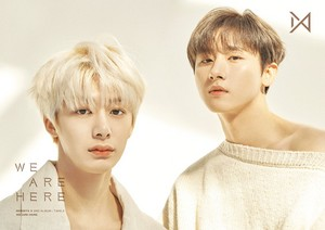 'WE ARE HERE' Concept 照片 #4