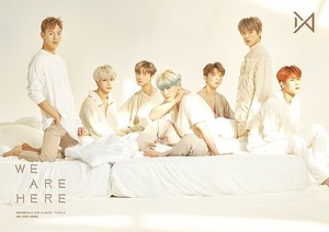 'WE ARE HERE' Concept foto #4