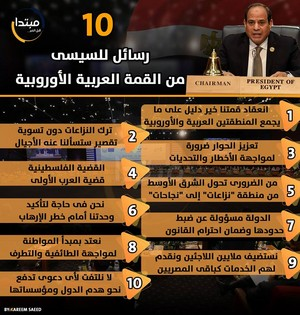 10 THINGS I HATE U ABOUT ABDELFATTAH ALSISI