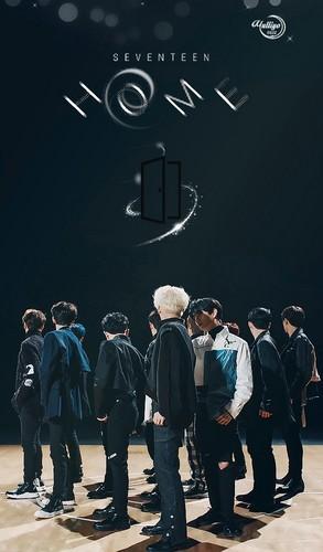 yulliyo8812 Обои titled SEVENTEEN Главная 3 #LOCKSCREEN