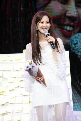 Seohyun Girls Generation fond d'écran called 181124 Memories fanmeet in Taipei