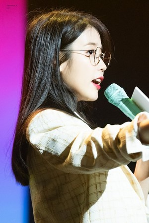 190302 IU at 'IU with Ghana' Fan Meeting