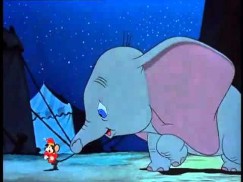 1941 Disney Cartoon, Dumbo