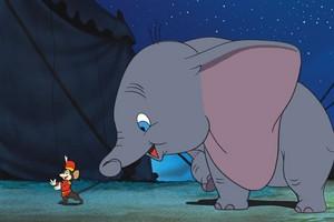 1941 Dsney Cartoon, Dumbo