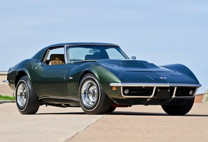 1969 Corvette galuchat, stingray