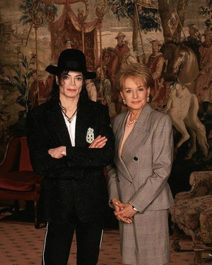 1997 Interview Barbara Walters