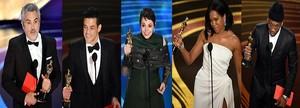 2019 Oscar Winners