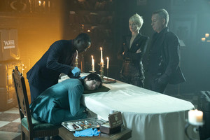 5x06 - 13 Stitches - Nygma, Lucius, Barbara and Alfred