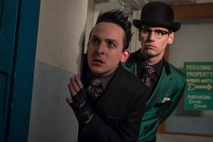 5x10 - I Am Bane - Oswald and Ed
