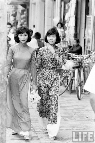 Beautiful Things 壁纸 entitled 60s Vietnamese Fashion