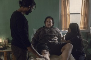 9x09 ~ Adaptation ~ Siddiq, Eugene and Rosita