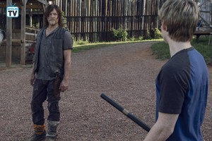 9x11 ~ Bounty ~ Daryl and Henry