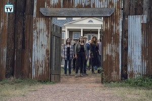 9x11 ~ Bounty ~ Tara, Enid, Kelly, Henry and Magna