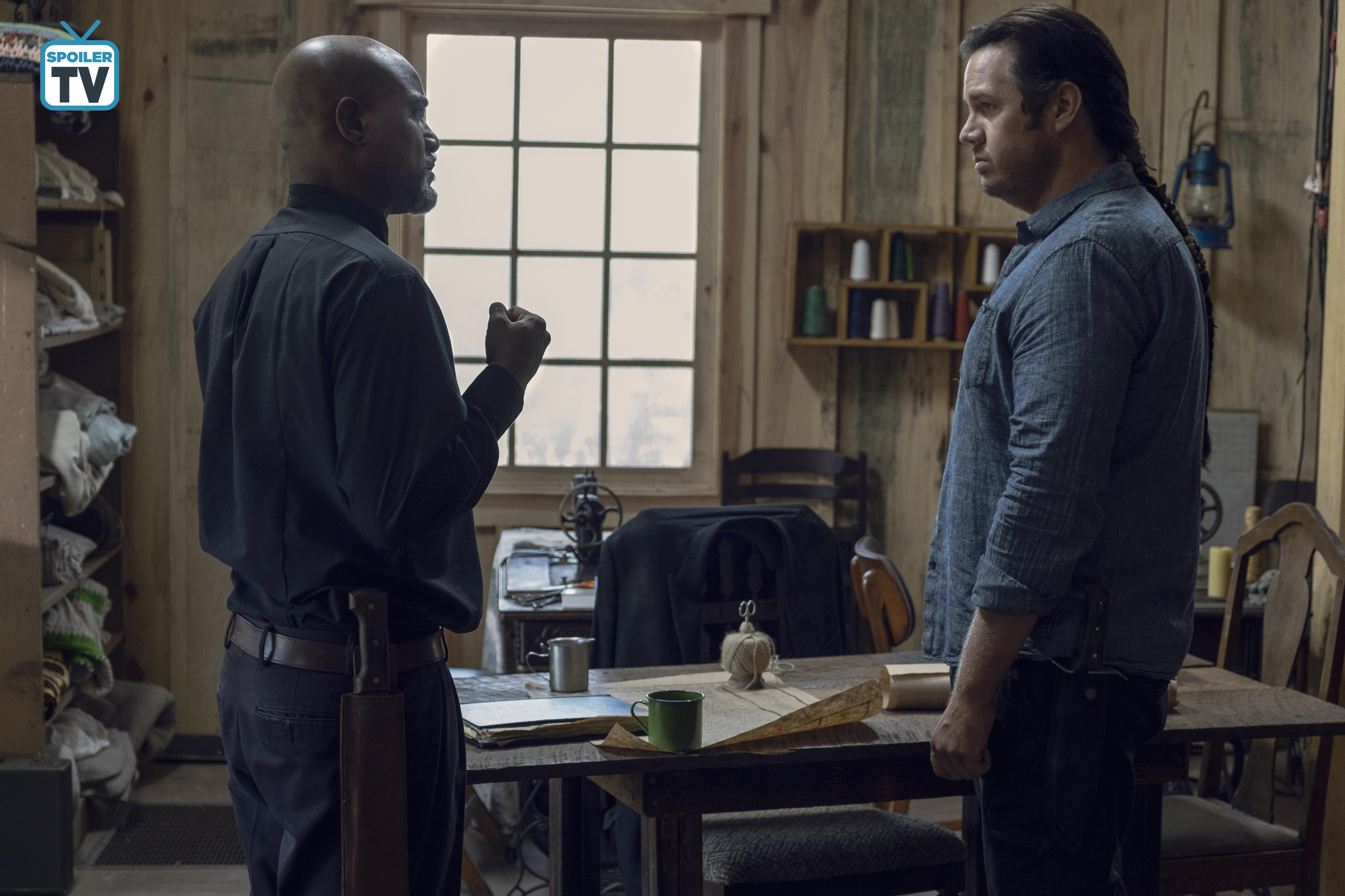 9x12 ~ Guardians ~ Gabriel and Eugene