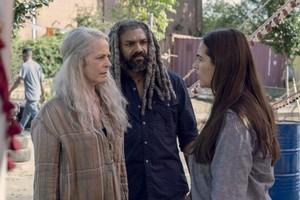 9x13 ~ Chokepoint ~ Carol, Ezekiel and Tara