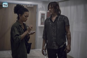 9x13 ~ Chokepoint ~ Daryl and Connie