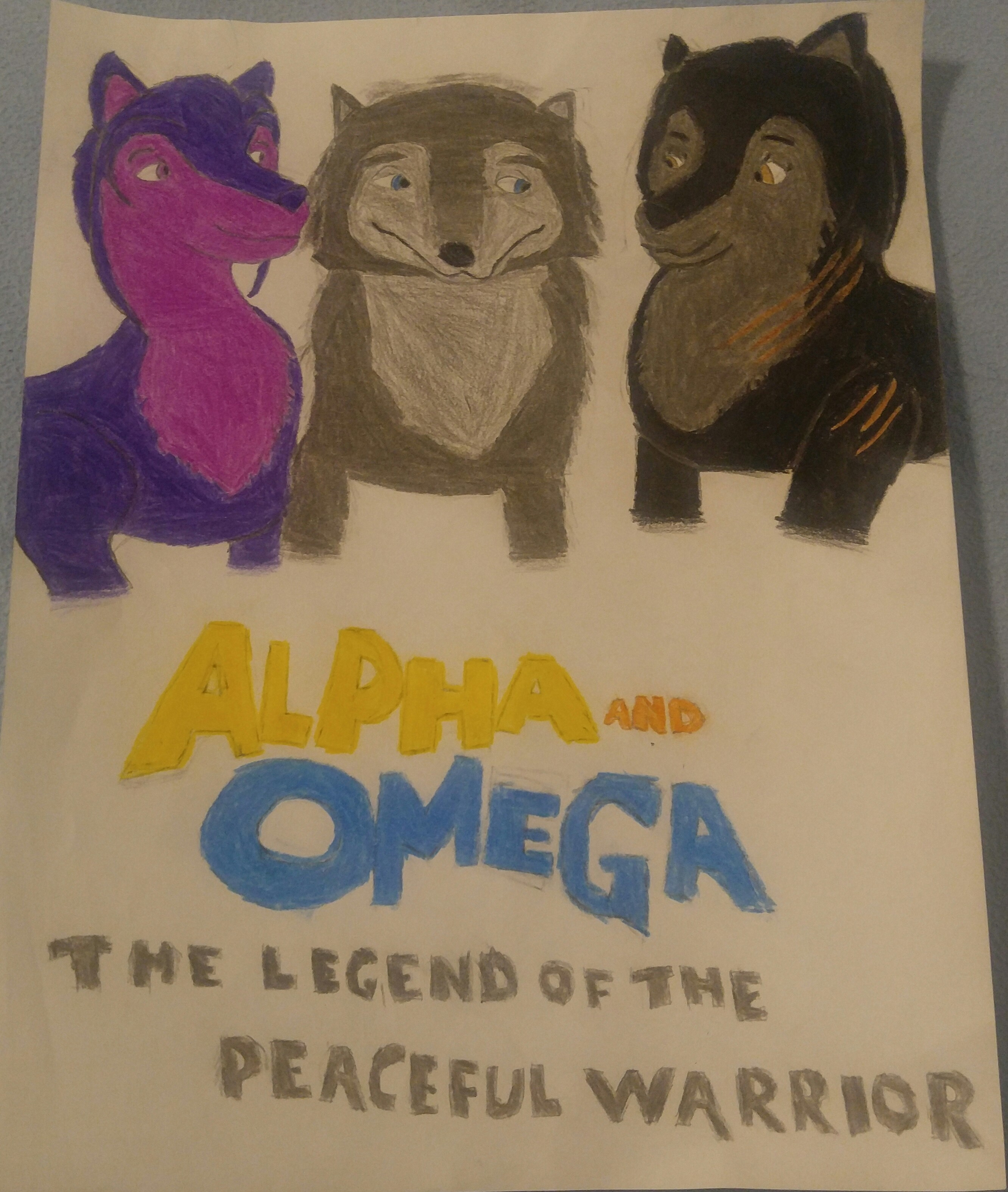 A&O 10: The Legend of the Peaceful Warrior Cover Art