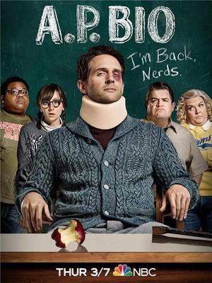 AP Bio - Season 2 Poster