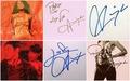 Aaliyah autographs ♥ - aaliyah fan art