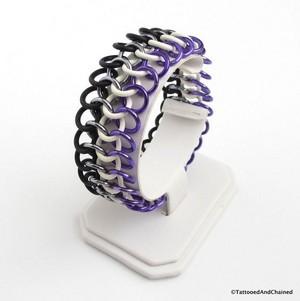 Ace Pride bracelet