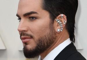 Adam Lambert in Tom Ford at 2019 Oscars red carpet