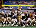 Adam Vinatieri's Super Bowl Winning Field Goal