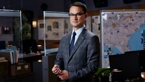 Aki Peritz, Intelligence Analyst