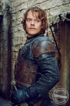 Alfie Allen as Theon Greyjoy - Entertainment Weekly Photoshoot - 2019