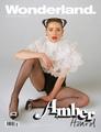 Amber Heard - Wonderland Cover - 2019 - amber-heard photo
