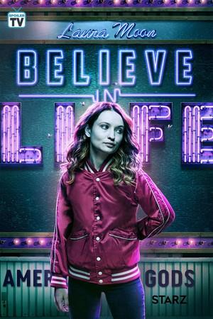 American Gods - Season 2 Poster - Believe in Life
