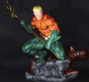 Aquaman figure