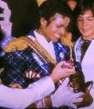 At the Grammys  - michael-jackson photo