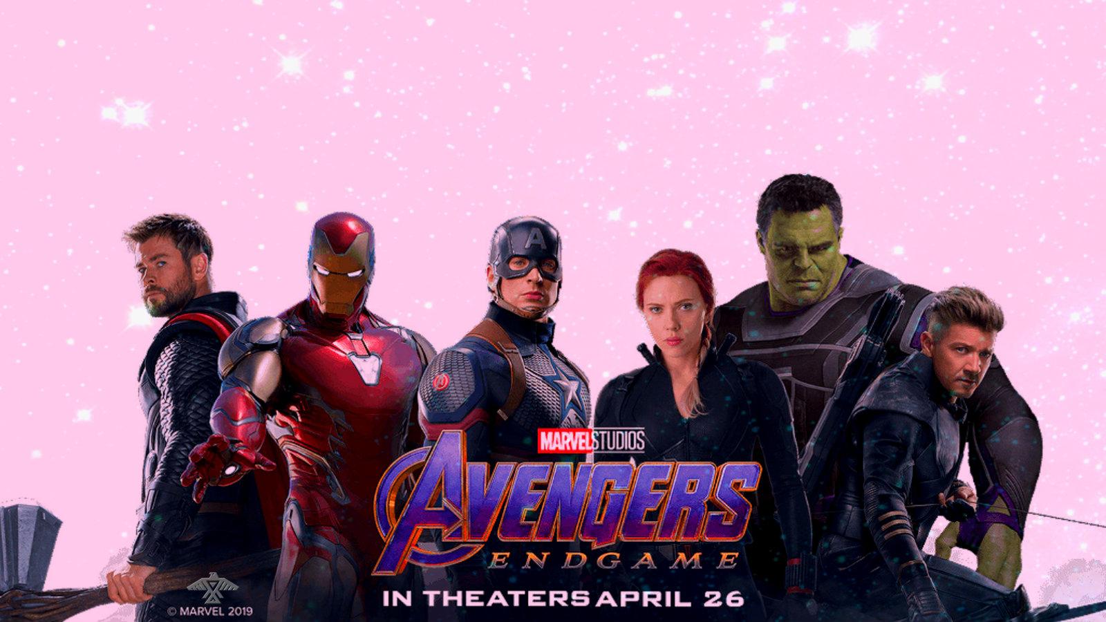 Avengers Endgame 2019 Avengers Infinity War 1 2 Fond