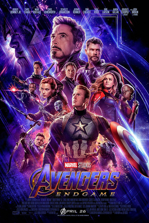 Avengers: Endgame (2019) movie poster