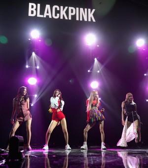 BLACKPINK U.S. Debut Performance at UMG Grammy Showcase