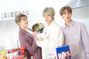 BTS x Dispatch Special White Day