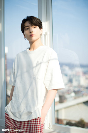 Bangtan Boys x Dispatch Special White jour