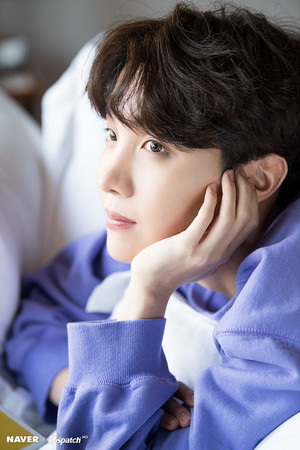 BTS x Dispatch Special White دن