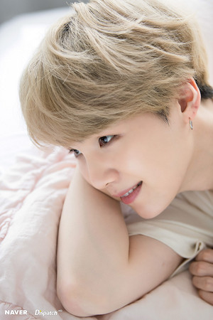 방탄소년단 x Dispatch Special White 일