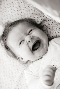 Baby laughing! 😊