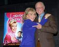 Barbara Eden and Larry Hagman - i-dream-of-jeannie photo