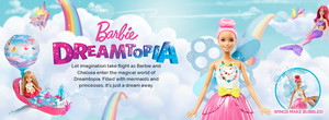 Barbie Dreamtopia Banner